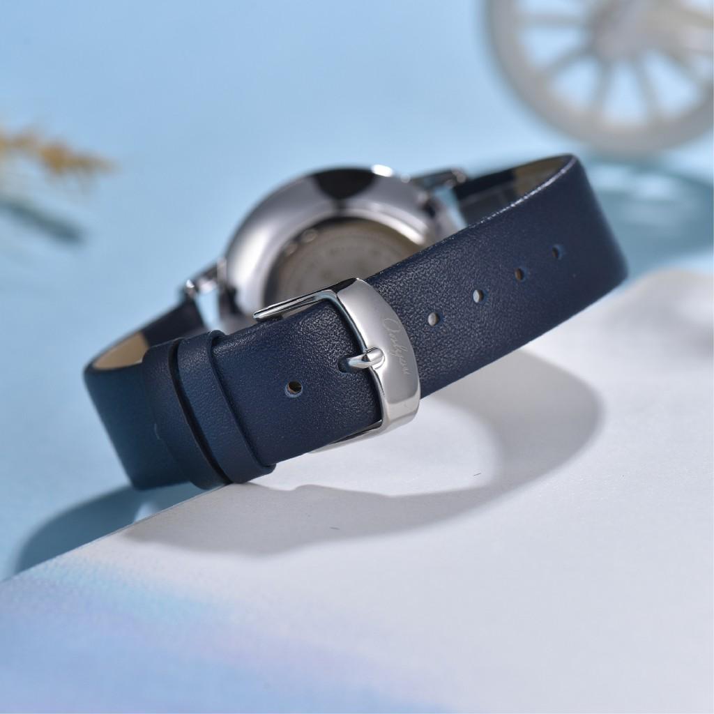 Đồng hồ Onlyou Nam 328005GE Dây da 40mm