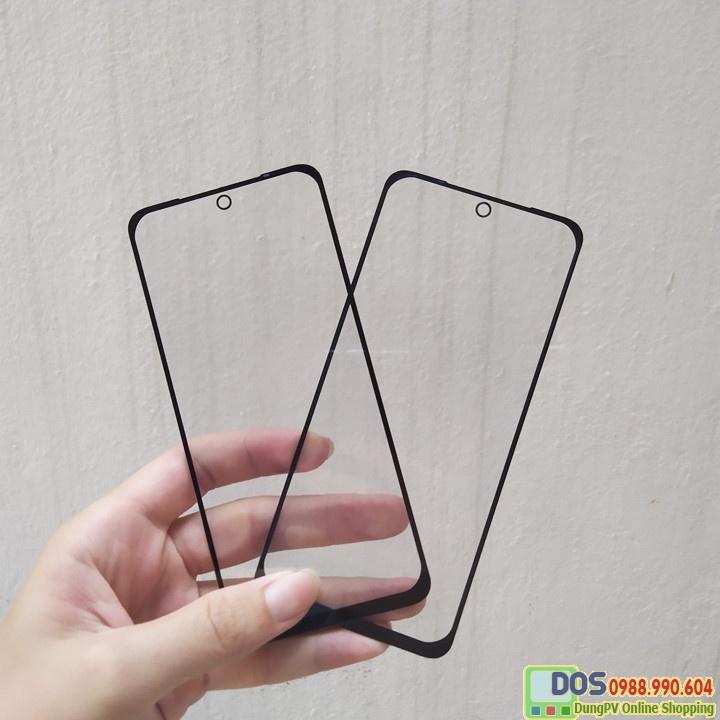 Thay mặt kính redmi note 10 giá rẻ, mặt kính màn hình xiaomi note 10