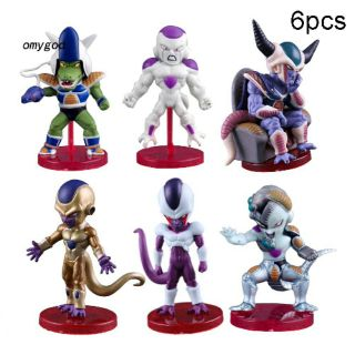 Set 6 combo mô hình WCF Dragon Ball frieza