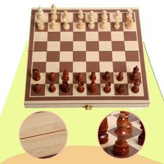 Bộ cờ vua gỗ
