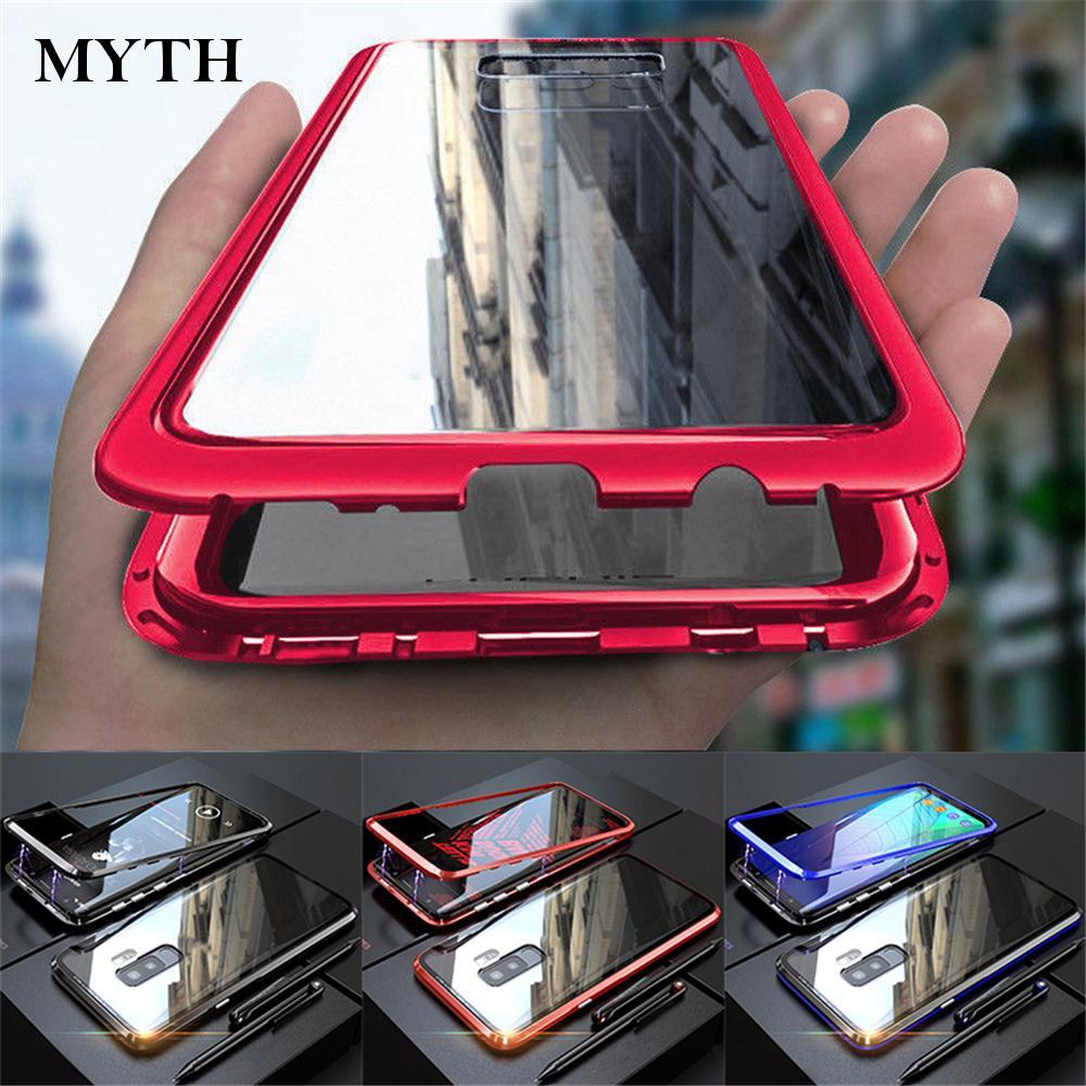 Ốp lưng mặt kính cường lực phối viền kim loại nam châm cho Samsung Galaxy S9 Plus Note 8 - 14480368 , 2286148373 , 322_2286148373 , 129265 , Op-lung-mat-kinh-cuong-luc-phoi-vien-kim-loai-nam-cham-cho-Samsung-Galaxy-S9-Plus-Note-8-322_2286148373 , shopee.vn , Ốp lưng mặt kính cường lực phối viền kim loại nam châm cho Samsung Galaxy S9 Plus