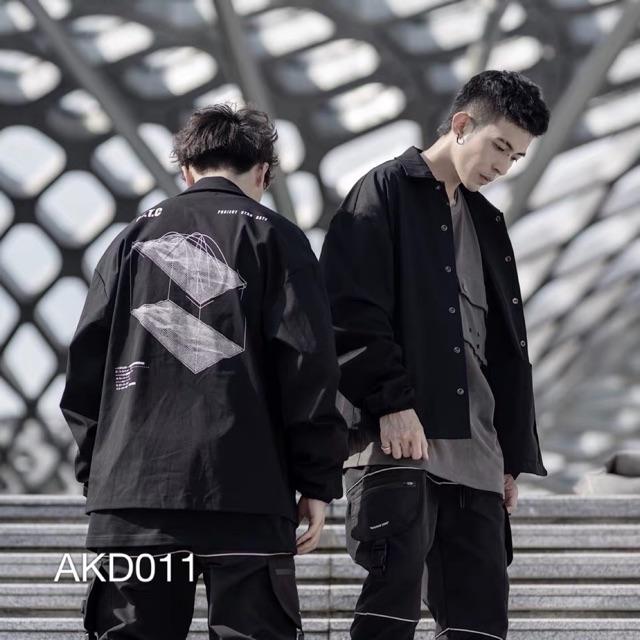 AKD011 - JACKET DÙ C.T.T.C