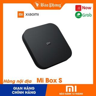 Android Tivi Box XIAOMI Tv box 4 SE Version / Chính Hãng - BH 12 Tháng