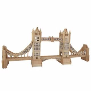Đồ Chơi Lắp Ráp Gỗ 3D – Mô hình Cầu Tháp London