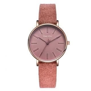 Đồng hồ Onlyou Nữ 85019LC Dây Da 32mm thumbnail