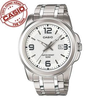Đồng hồ nam dây kim loại Casio Standard chính hãng Anh Khuê MTP-1314D-7AVDF