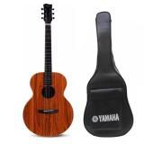 [ƯU ĐÃI COMBO] Đàn guitar Acoustic ENYA X1 kèm bao da guitar 3 lớp, capo, tuner