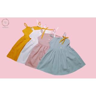 Váy hai dây đũi trơn cho bé gái M2 MIMOCHY A002