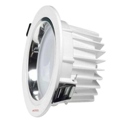 Đèn LED âm trần nhôm đúc mặt lõm 9W đường kính 110mm ASIA