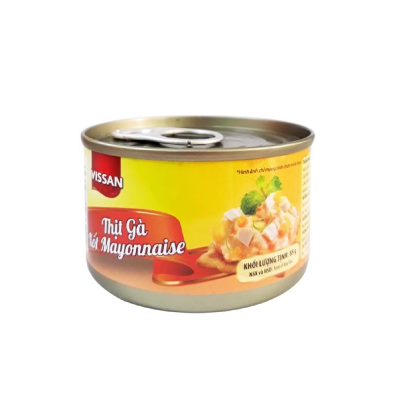 Thịt gà xốt Mayonnaise 85g