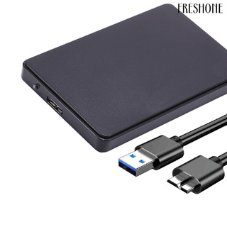 【On sale】Portable 2.5inch 3.0 5Gbps SSD Case Hard Disk Drive for Laptop/PC