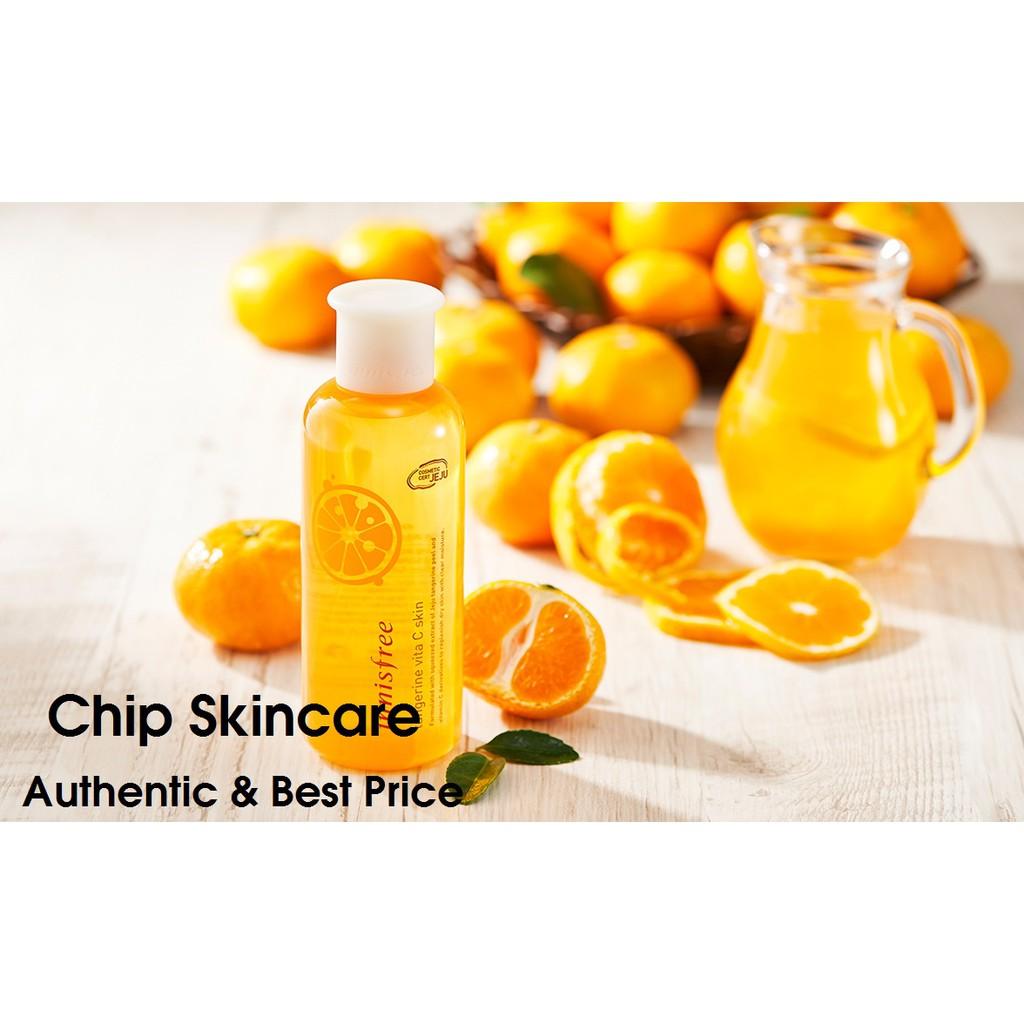 Nước hoa hồng Innisfree Tangerine Vita C Skin - 3456366 , 876524078 , 322_876524078 , 440000 , Nuoc-hoa-hong-Innisfree-Tangerine-Vita-C-Skin-322_876524078 , shopee.vn , Nước hoa hồng Innisfree Tangerine Vita C Skin