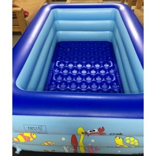 Bể bơi to và sâu cho bé tập bơi, vui chơi cùng cả gia đình 2m10