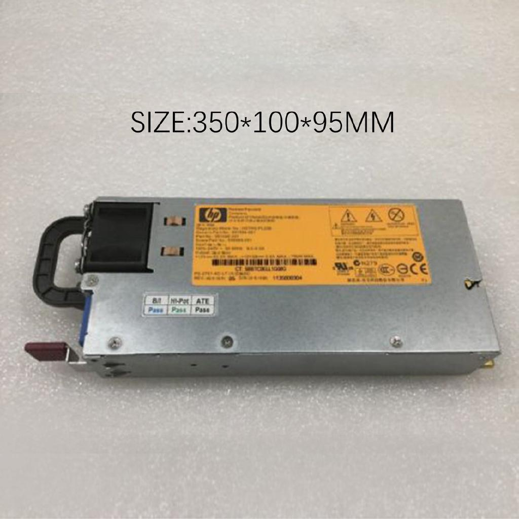750W Power Supply HSTNS-PL22B 591554-101 591556-201 599383-001 – Lot of (2)