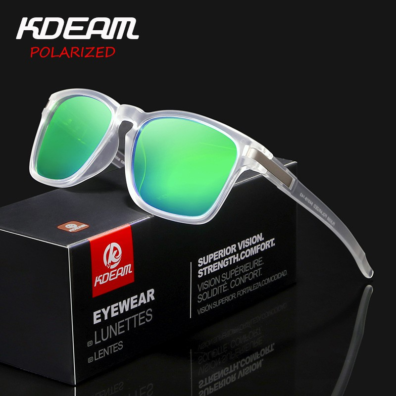 Brand Men Polarized sunglasses Outdoor Sports UV400 Sun Glasses Women Eyewear