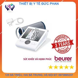 Máy đo huyết áp bắp tay có Adapter Beurer BM28A (Bảo hành 36 tháng)