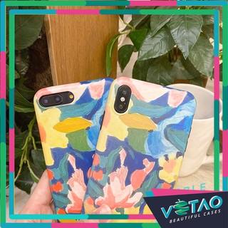 [ FREESHIP TỪ 50K TOÀN QUỐC ] Ốp lưng Iphone hoa vẽ tay thumbnail