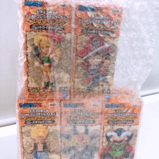 Set mô hình tĩnh WCF Dragon Ball Treasure Rally Vol. 2