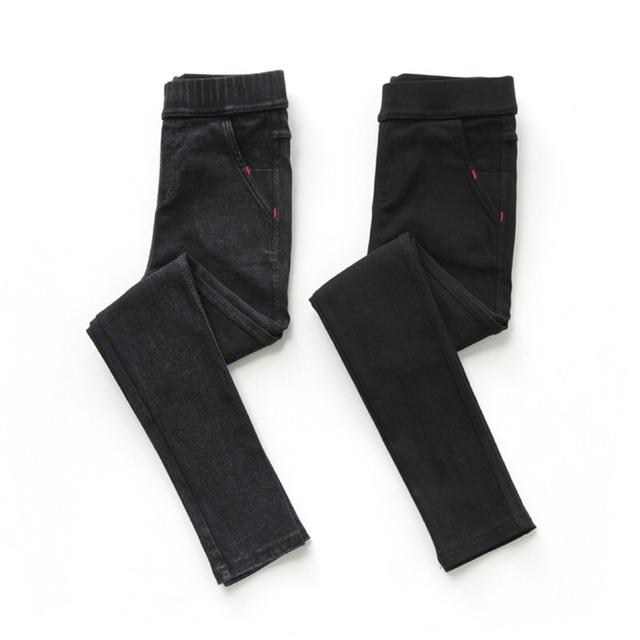 Quần jean legging cho bé gái