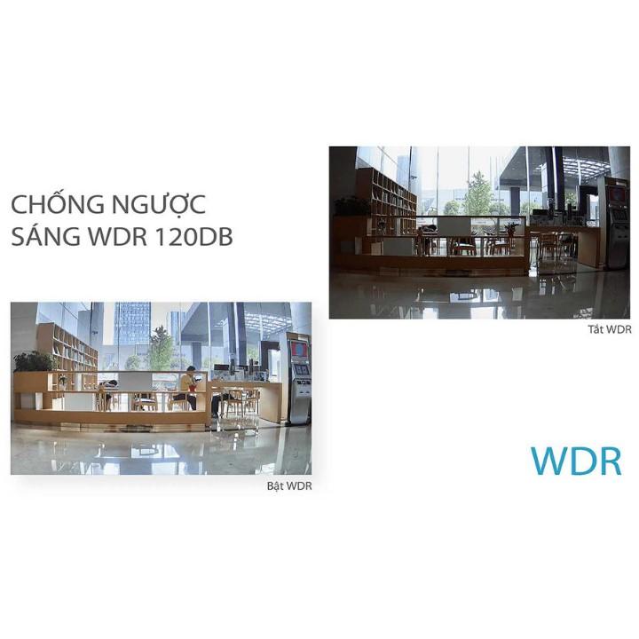 Camera Wifi HILOOK IPC-P220-D/W Chất Lượng FullHD 1080P - đàm thoại 2 chiều -  Chống ngước sáng DWDR