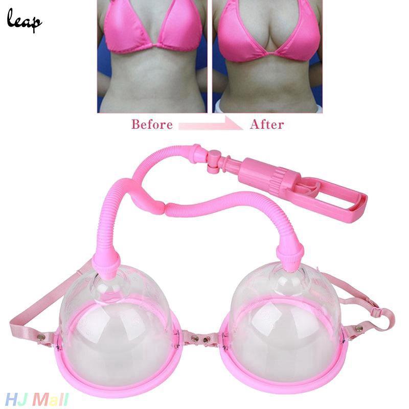 Fashion Suction Cup Breast Exerciser Pump Enlarger Enlargement Body Enhancer