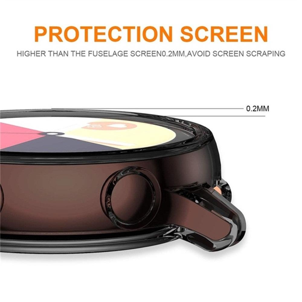 Khung Mềm Trong Suốt Bảo Vệ Màn Hình Đồng Hồ Samsung Galaxy Watch Active 2