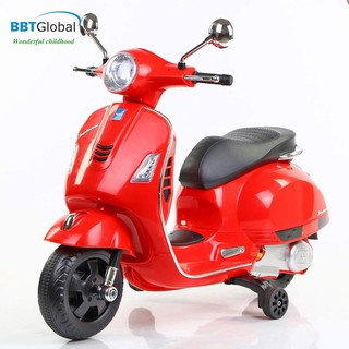 Xe máy điện trẻ em BBT Global Vespa BBT-6116