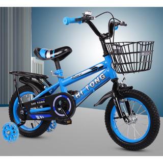 [HÀNG CÓ SẴN] Xe đạp trẻ em zitong cho bé từ 3 đến 10 tuổi