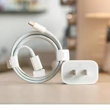 BỘ SẠC NHANH IPhone 12 Pro Max công suất 20W USB-C hàng chính hãng { SẠC CỰC NHANH } CÔNG NGHỆ PD