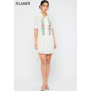 Áo dáng dài thêu LAMER L61H17H104 (Nhiều màu) thumbnail