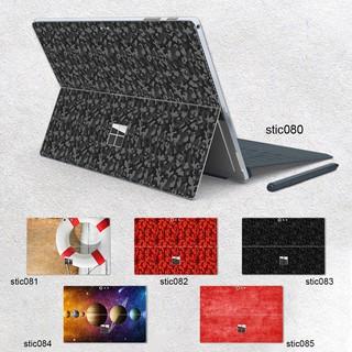 Skin dán hình Hoa văn sticker x14 cho Surface Go, Pro 2, Pro 3, Pro 4, Pro 5, Pro 6, Pro 7, Pro X