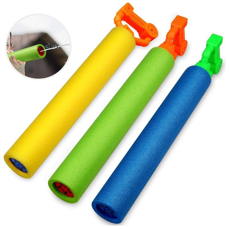 Summer High Pressure Type Extra Large Pull Children's Water Toys