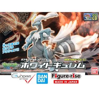 [ NHẬT BẢN ] Đồ Chơi Lắp Ráp Anime Mô Hình Lắp Ráp Bandai Pokemon White Kyurem