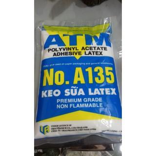 "KEO SỮA ""ATM"" LATEX No. A135 – KEO SỮA LÀM SLIME – 1KG [LIN]"