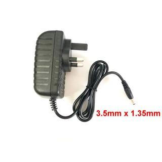 1 Bộ Chuyển Đổi Nguồn Điện Ac / Dc 5v 3a 12v 2a 9v 2a 13.5v 2a 14v 2a 6v 2.5a 6v 3a 3.5mm X 1.35mm