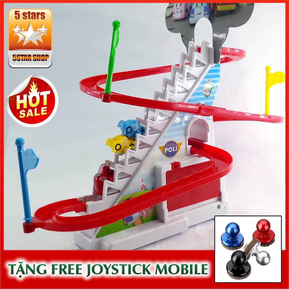 Bộ đồ chơi đua xe ôtô Poli cao cấp cho bé + Tặng nút chơi game trên điện thoại - 2906025 , 796835647 , 322_796835647 , 95000 , Bo-do-choi-dua-xe-oto-Poli-cao-cap-cho-be-Tang-nut-choi-game-tren-dien-thoai-322_796835647 , shopee.vn , Bộ đồ chơi đua xe ôtô Poli cao cấp cho bé + Tặng nút chơi game trên điện thoại