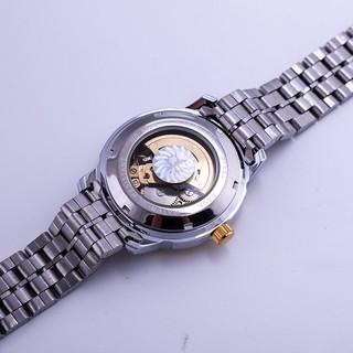 Đồng hồ Nam Byino 8082 automatic Chính Hãng, dây thép không gỉ, chống nước chống xước hiệu quả, sang trọng - Lux.watch