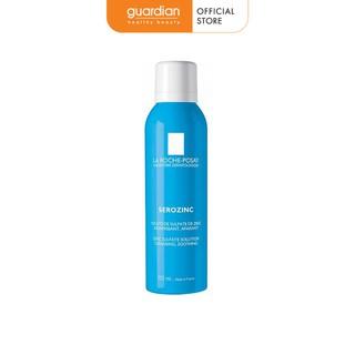 Nước xịt khoáng làm dịu da và giảm bóng nhờn cho da dầu mụn La Roche-Posay Serozinc 150ml thumbnail