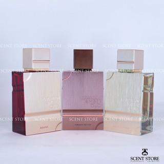 Scentstorevn - Nước hoa Al Haramain Oud Gold, Rouge, Tabacco
