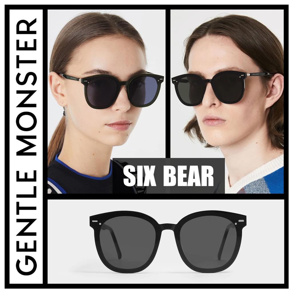 Giá bán Gọng Kính Thời Trang Cao Cấp Chống Tia UV Fullbox-Gentle Monster Six Bear - Bảo Hành 6 Tháng-