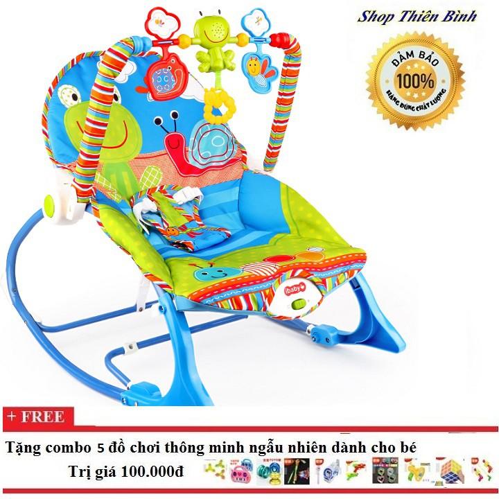 Ghế Rung ibaby rocker êm dịu cho bé - 3389003 , 970367201 , 322_970367201 , 890000 , Ghe-Rung-ibaby-rocker-em-diu-cho-be-322_970367201 , shopee.vn , Ghế Rung ibaby rocker êm dịu cho bé
