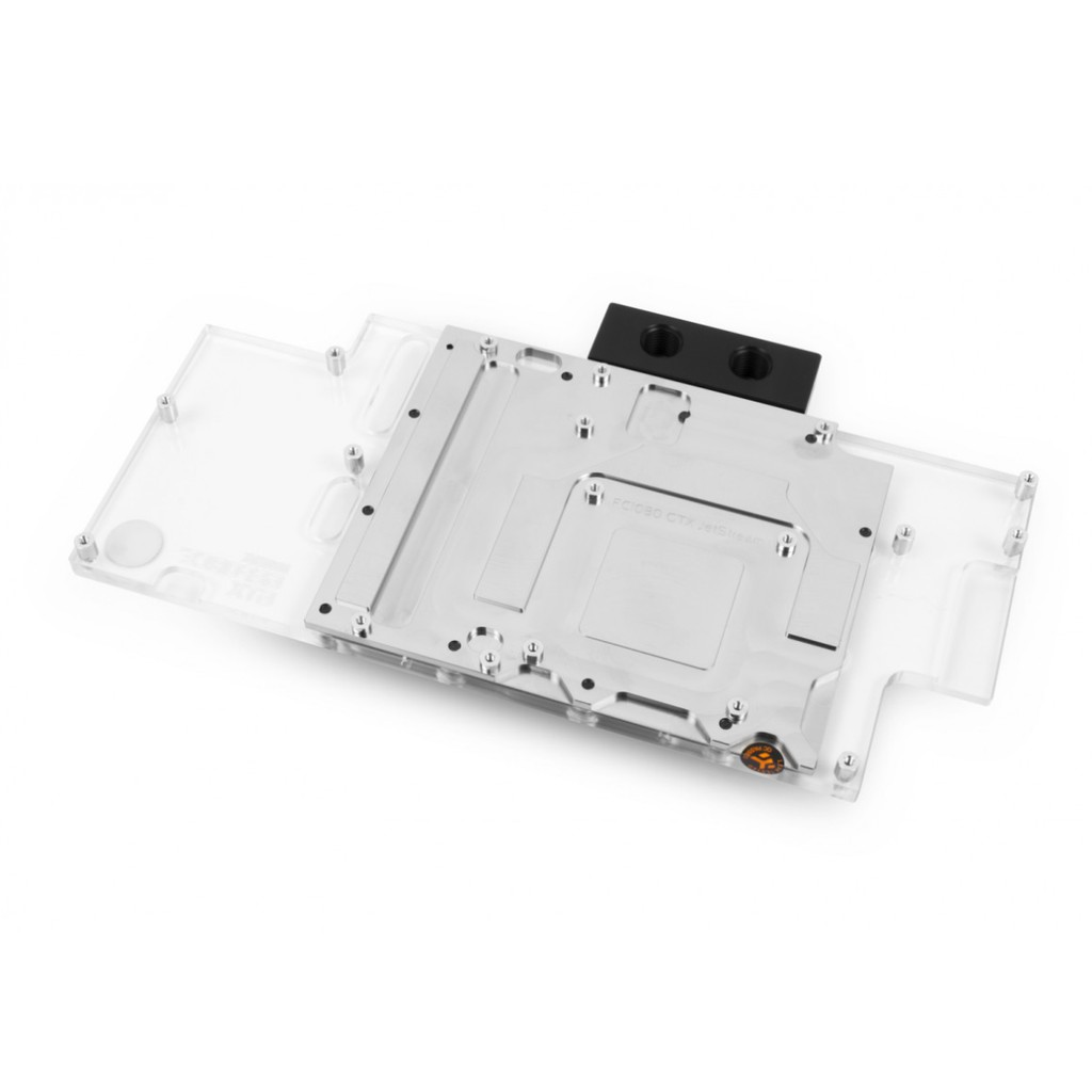 Block tản nhiệt nước Custom EK-FC1080 GTX 1080 JetStream Palit - Nickel VGA Block