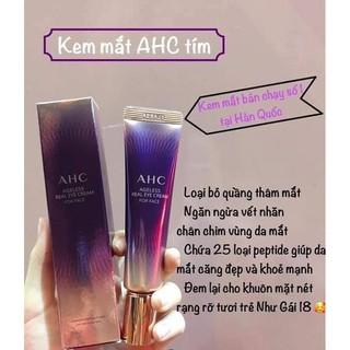 Kem Mắt AHC Ultimate Real Eye Cream For Face thumbnail