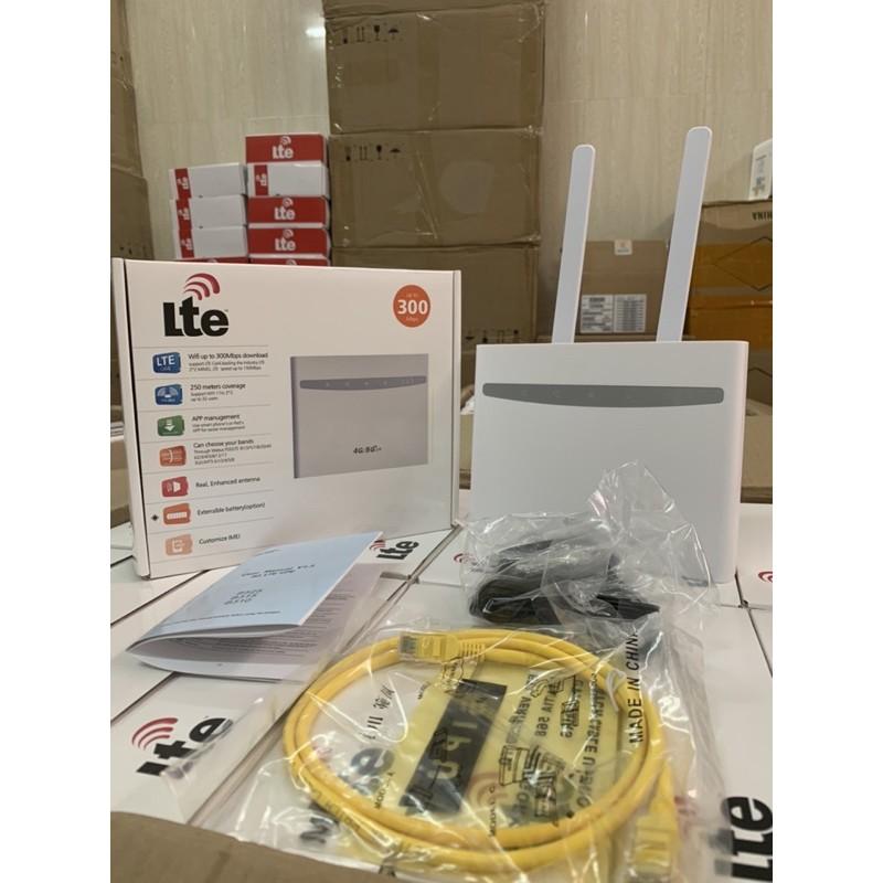 [Mã 267ELSALE hoàn 7% đơn 300K] Phát wifi chuẩn 4g cắm điện LTE CPE B525 ( kiêm Router Wifi)