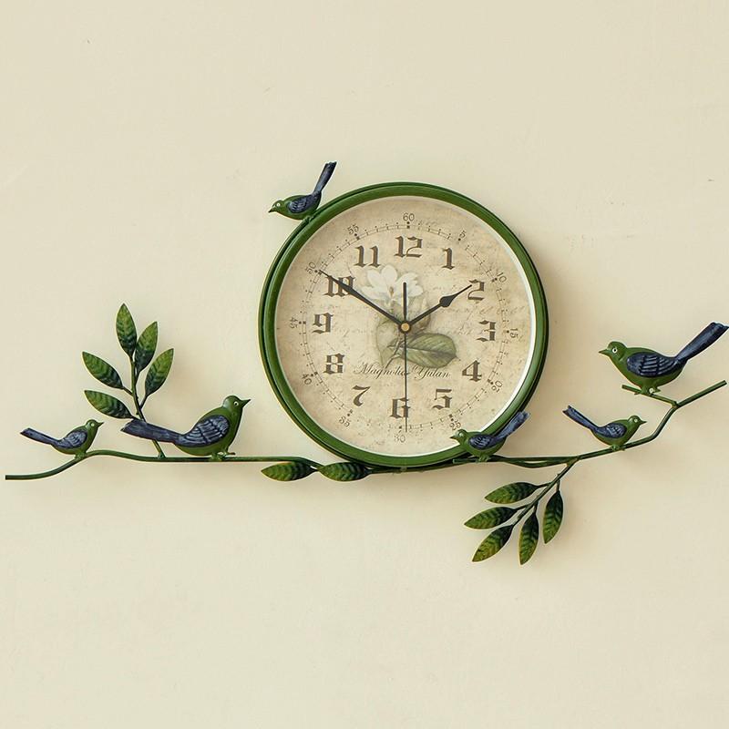 Đồng hồ treo tường YOUBE UN663 - Thiết kế đơn giản mà hiệ