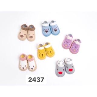[GIÀY CHỐNG TRUỢT ] Giày tập đi cho bé siêu mềm. Chống trơn trợt thumbnail