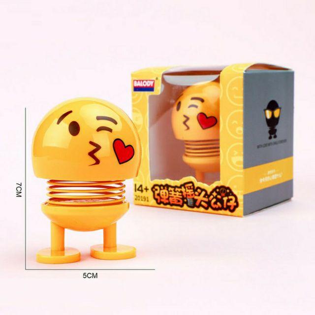 Buôn sỉ rẽ tại Miền Nam Thú nhún lò xo - con nhún lò xo - emoji siêu hót