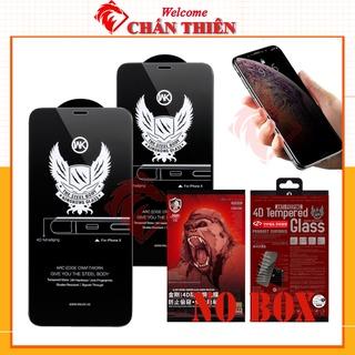 Kính Cường Lực Chống Nhìn Trộm Iphone 11 Promax Xsmax Xs X 6s Plus 7 8 Plus 12 Promax KINGKONG 4D Chính Hãng [KHÔNG HỘP]