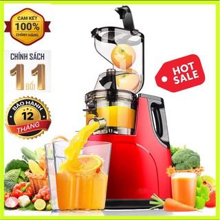 [CHÍNH HÃNG-HÀNG CÓ SẴN] Máy ép chậm hoa quả Hongxin RH-312, ép rau củ hoa quả, máy ép chậm trái cây – BH 12 THÁNG