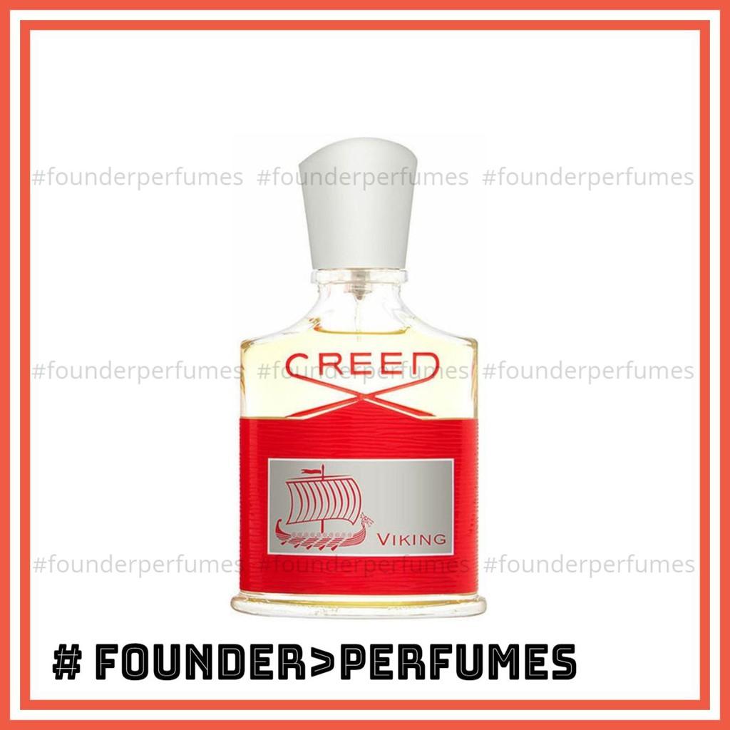 [S.A.L.E]  Nước hoa dùng thử Creed Viking #.founderperfume